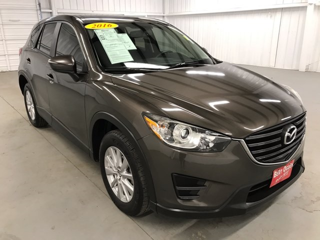 Pre-Owned 2016 Mazda CX-5 Sport FWD 4D Sport Utility