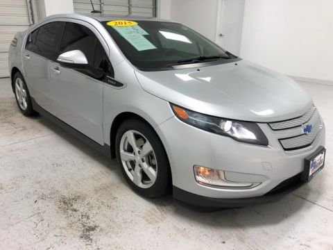Pre-Owned 2015 Chevrolet Volt Base FWD 4D Hatchback