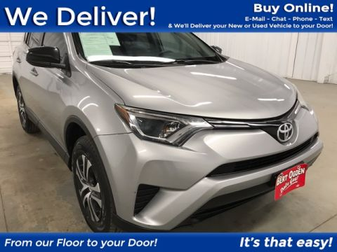 Pre-Owned 2016 Toyota RAV4 LE FWD 4D Sport Utility
