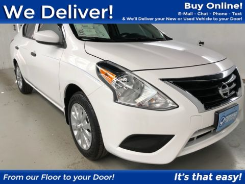 Pre-Owned 2017 Nissan Versa 1.6 SL FWD 4D Sedan