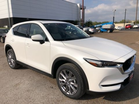 New 2020 Mazda CX-5 Grand Touring FWD 4D Sport Utility