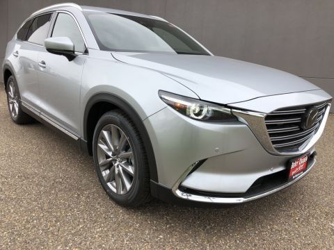 New 2020 Mazda CX-9 Grand Touring FWD 4D Sport Utility